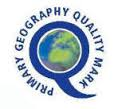 Primary Geography Quality Mark - Broze