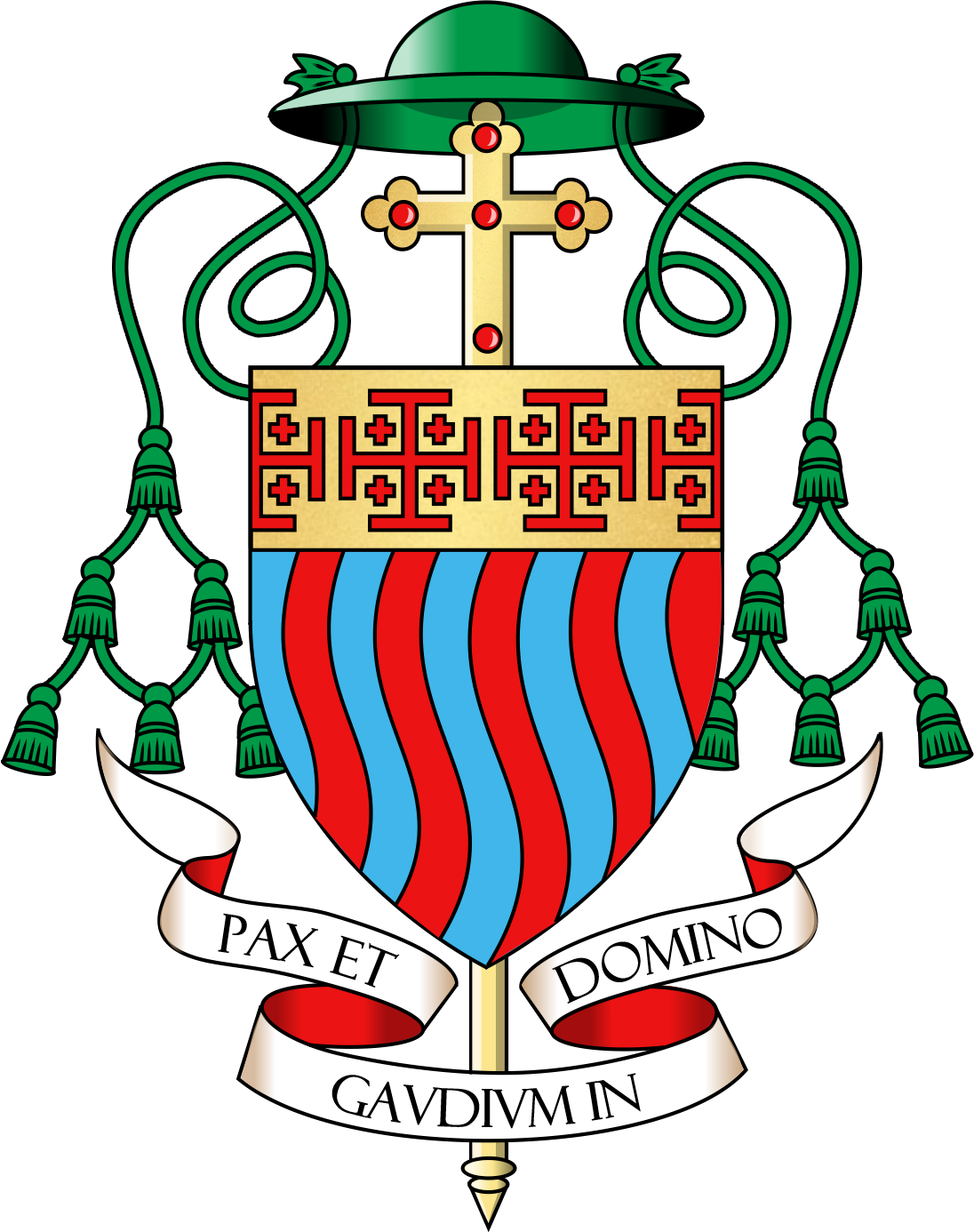 Bishop Richard's Coat of Arms