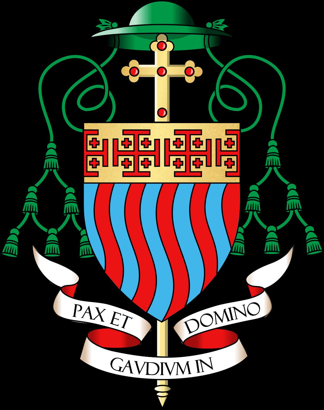 Bishop Richard's Coat of Arms